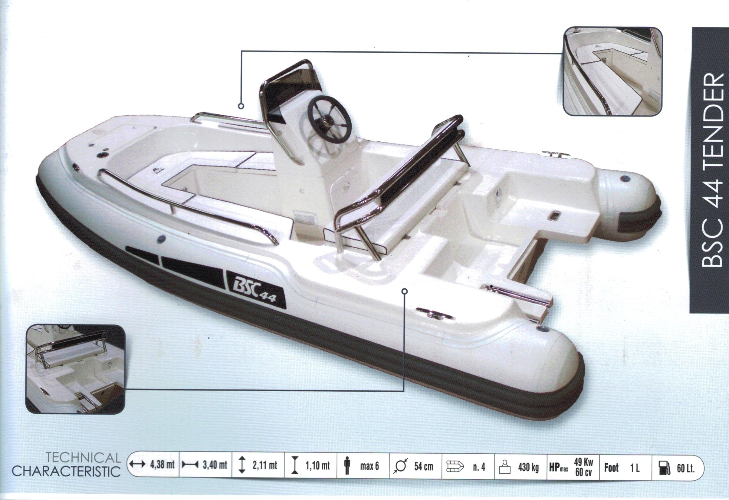 BSC 44 Tender