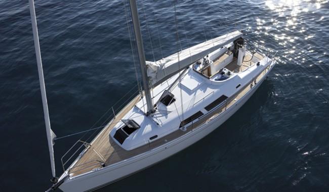 Hanse 375 Nav 2