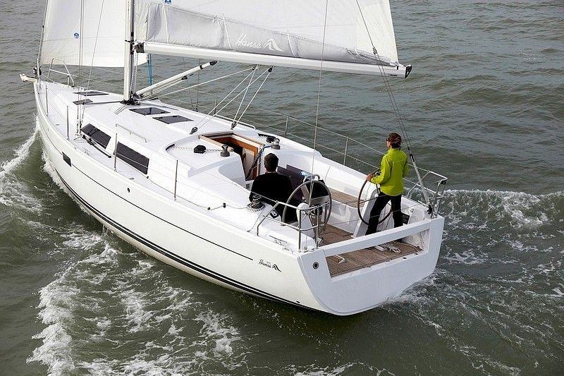 Hanse 375 Nav
