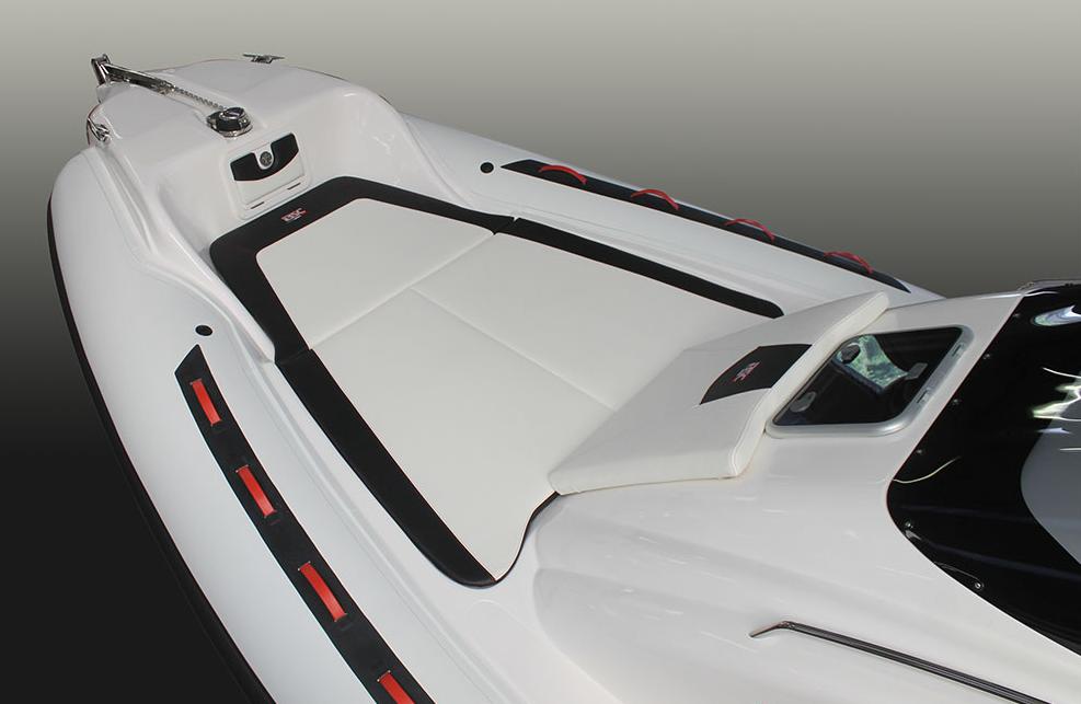 BSC 100 Sport cabine VUE BAIN DE SOLEIL AVANT