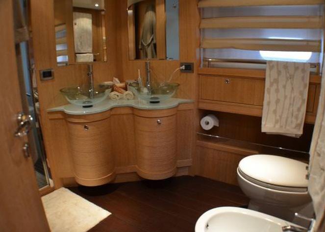 Alfamarine 78 salle de bain