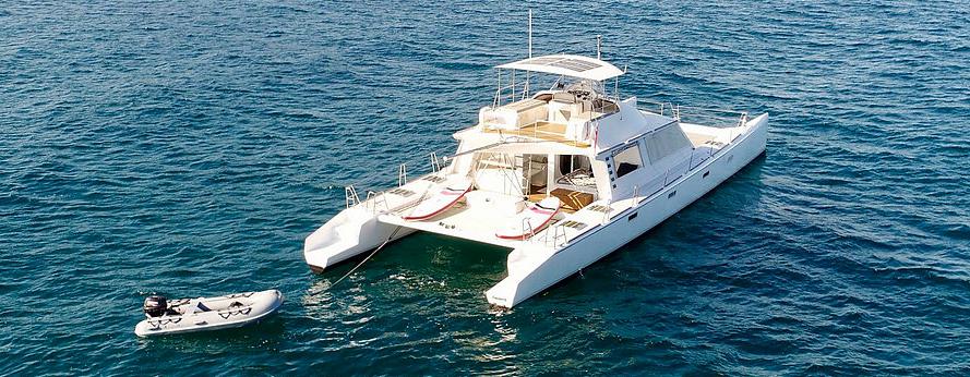 Catamaran nav 3