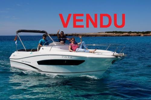 1 CC 7.5 wa blanc nav - Vendu