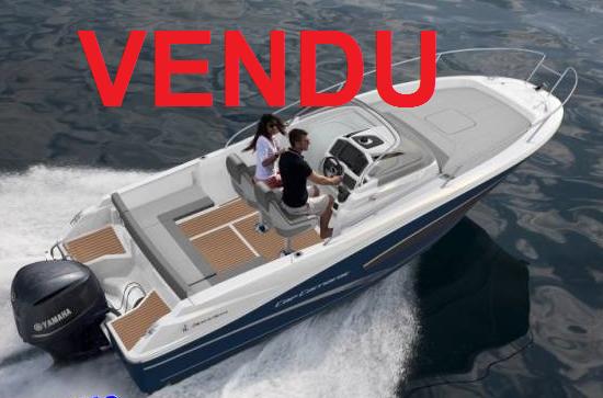 Cap Camarat 7.5 wa bleu VENDU