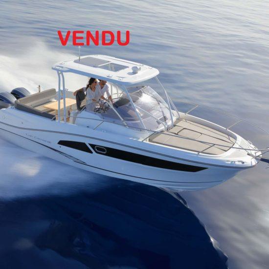Cap Camarat 9.0 WA en mer -VENDU
