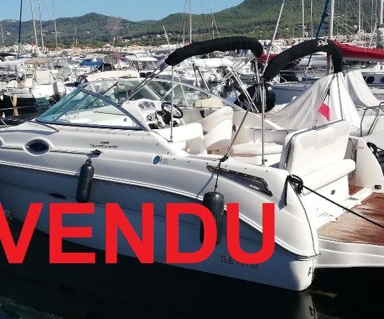 Sea Ray Vendu