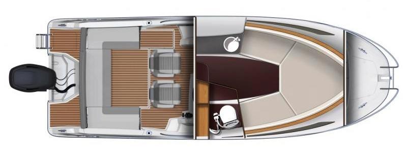 CC 7.5 WA plan de pont vu cab