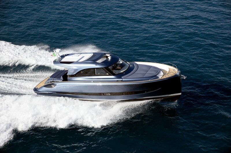 Houseboat Solaris 48 1