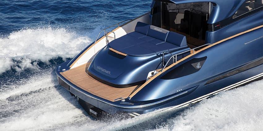 Houseboat Solaris 48 6